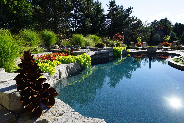 sanctuary landscape design